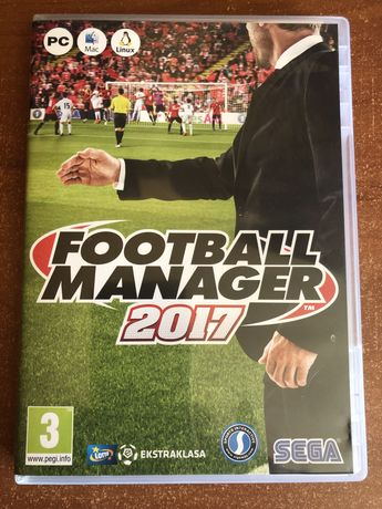 Gry PC Football Manager