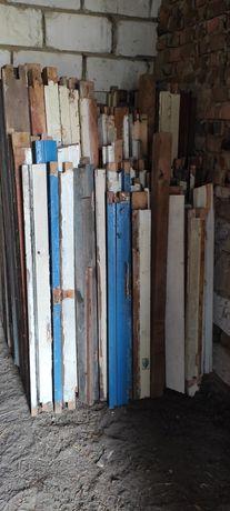 Продам дрова из оконных рам