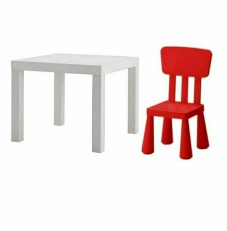 Дитячий столик, крісло Mammut, Детский столик