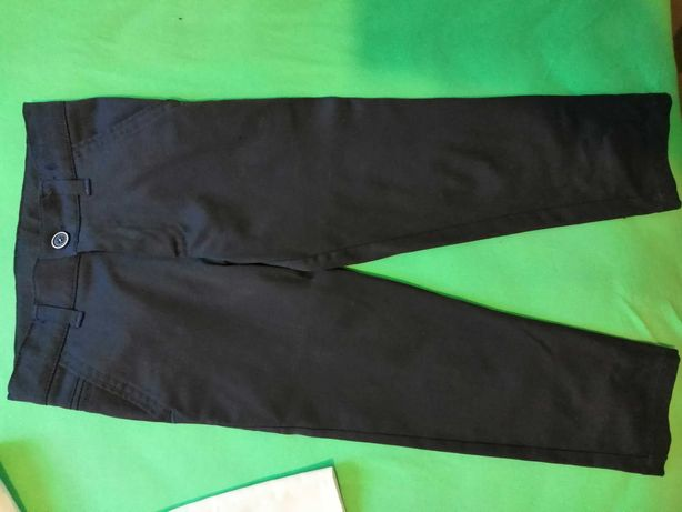 Koszula i spodnie chłopięce 110