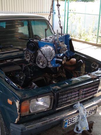 BVS Servis кап ремонт двигателя волга газель рута faw део
