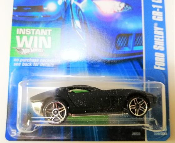 Hot Wheels Ford Shelby GR-1 Concept rok 2006