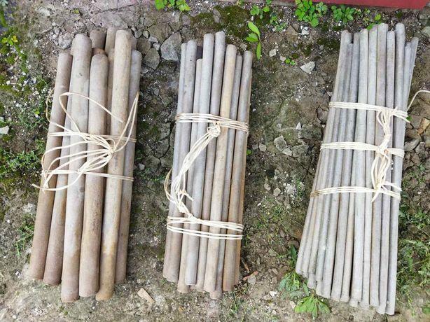 Эбонитовые палочки ( стержень).