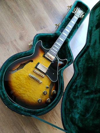 Gitara elektryczna IBANEZ AM93 AYS semi hollow Artcore Expressionist