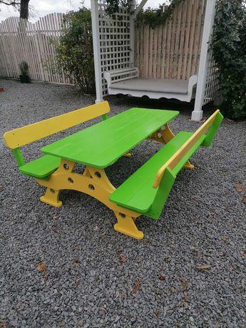 Детский столик, Столик дитячий, лавки, пісочниця