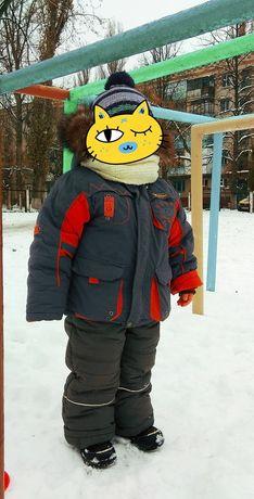Зимний комбинезон, костюм, курточка+штаны