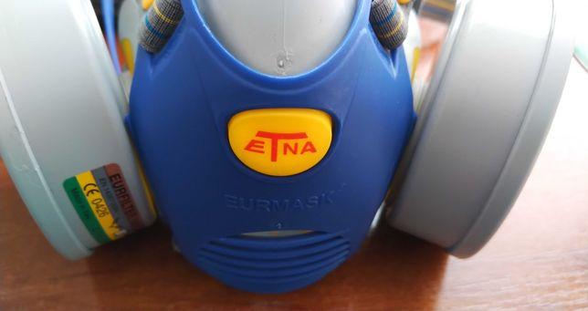 Итальянская полумаска-респиратор ETNA Eurmask 2000  Milla(2 фильтра)