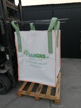 big bag na pszenice/owies/żyto 90x90x115 cm Szybka wysyłka