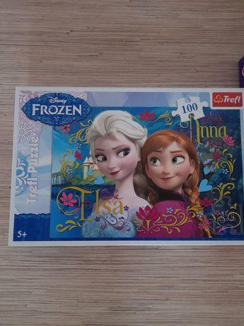 Puzzle Anna I Elza My Little ponny