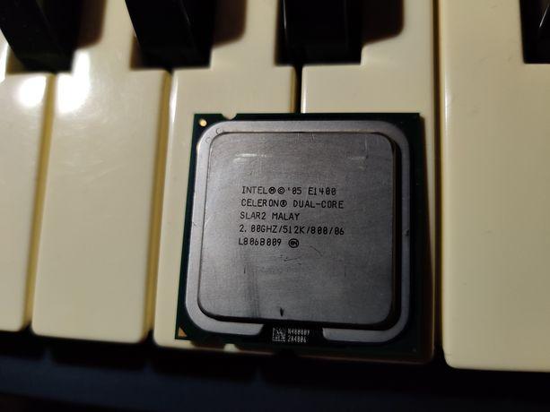 Процессор Intel Celeron E1400 Dual-Core