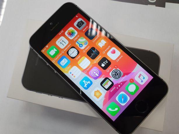 Iphone SE 32GB/ Space Gray/ 100% sprawny/ Bateria 83%/ Gwarancja