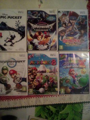 Nintendo WII mais jogos