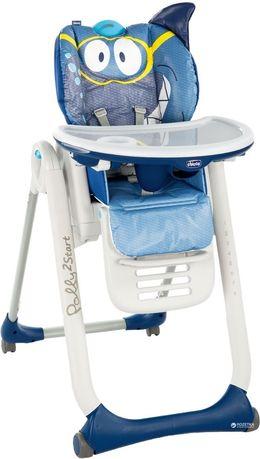 Дитяче крісло для кормління chicco polly2  start!В ідеальному стані!