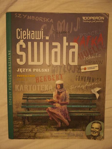 Ciekawi świata. Język polski. Część 5. Operon