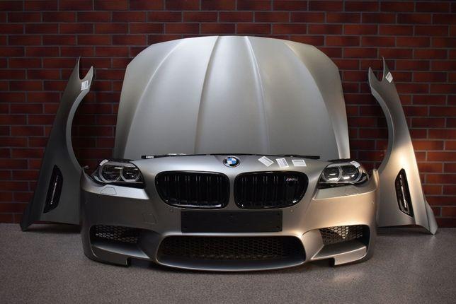 Бампер BMW 5 F10/F11/F07/F18/E60/E39/G30(M-Пакет, Sport)! Європа!