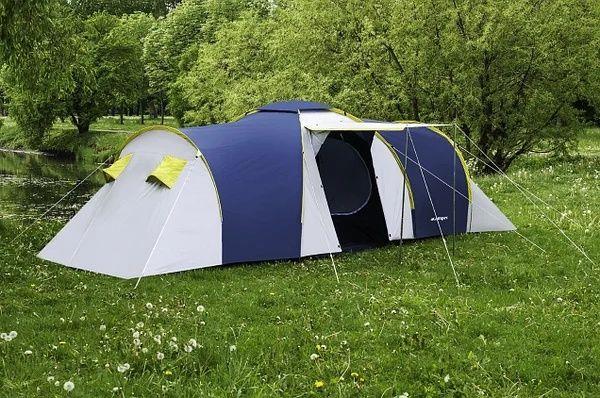 Палатка 6-ти местная Presto Acamper NADIR 6 PRO синяя