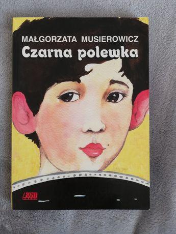 """Książka ,,Czarna polewka"""" Małgorzata Musierowicz"""