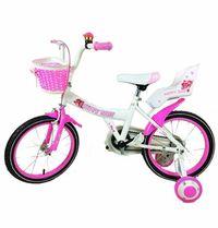 Rower 16cali Happy Baby Rowerek dziecięcy Koszyk Fotelik dla lalek