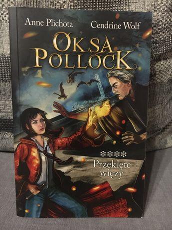 "Książka ""Oksa Pollock"" tom 4"
