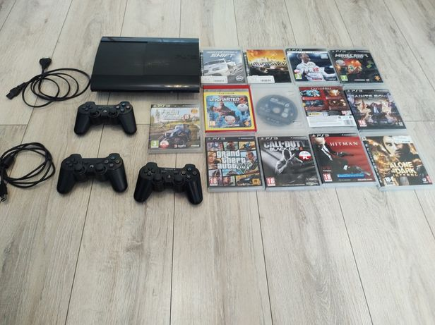 Konsola Play Station 3 Ps3