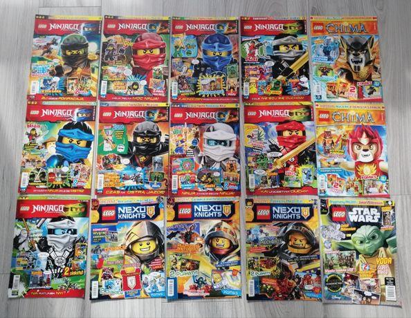 Lego gazetki 17zl za wszystkie