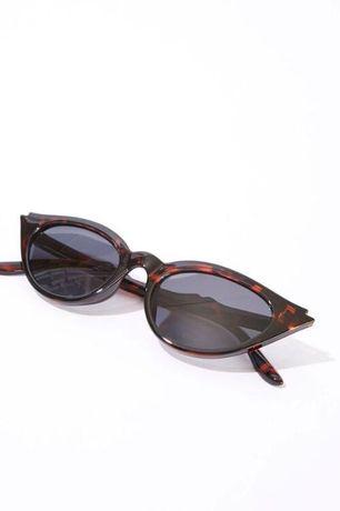 Солнцезащитные очки Forever21 CAT EYE SUNGLASSES !