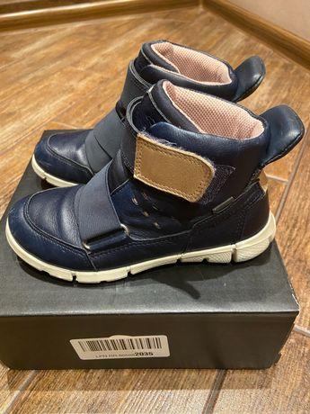 Деми ботинки Ecco