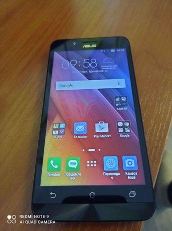 Телефон Asus ZC500TG рабочий, с коробкой