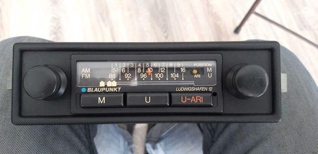 Auto-radios BLAUPUNKT antigos