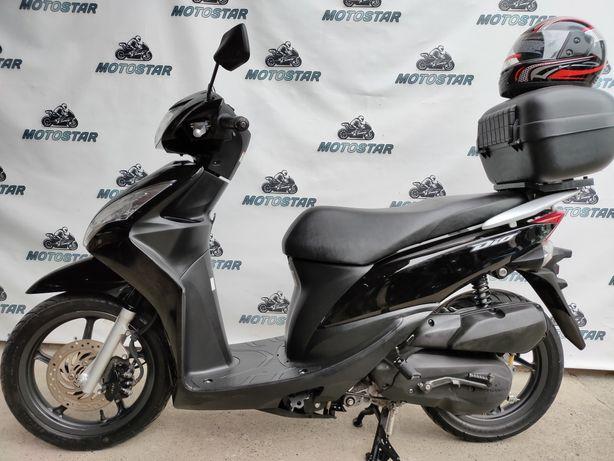 Honda Dio 110 (sh, lead, pcx) макси скутер + подарок