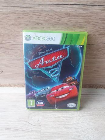 Auta 2 Cars Xbox 360 Xbox One Series X dla dzieci