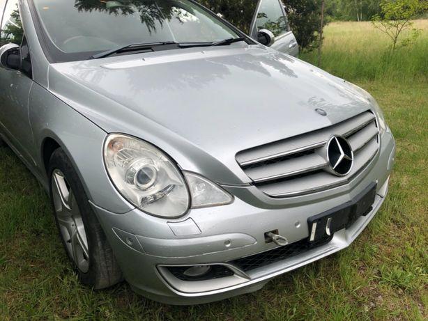 Mercedes R klasa w251 pas przedni chłodnice belka pod zderzak
