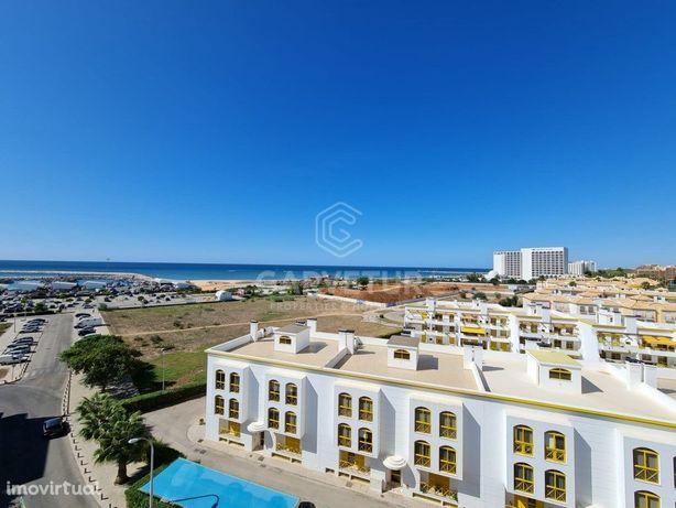 Apartamento T1, com vista mar, Quarteira, Algarve