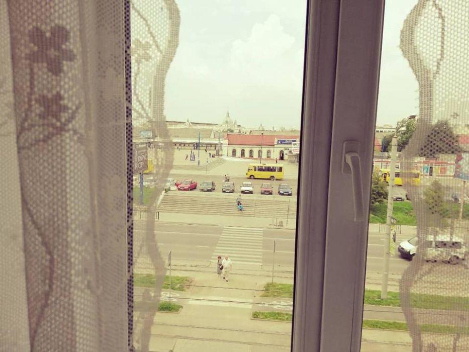 Оренда квартири подобово/на місяць біля жд вокзалу, Скриня(власник)-1