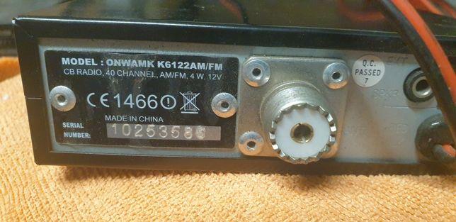 CB radio onwamk k6122