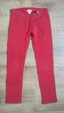Getry, legginsy dla dziewczynki 140 h&m