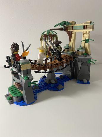LEGO Ninjago Movie 70608 Битва Гармадона и Мастера Ву