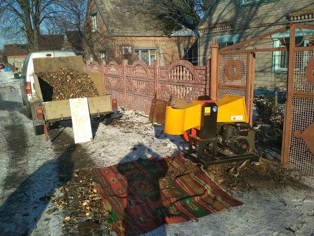 Вывоз веток, строительного мусора,окон, дверей, бытовой техники