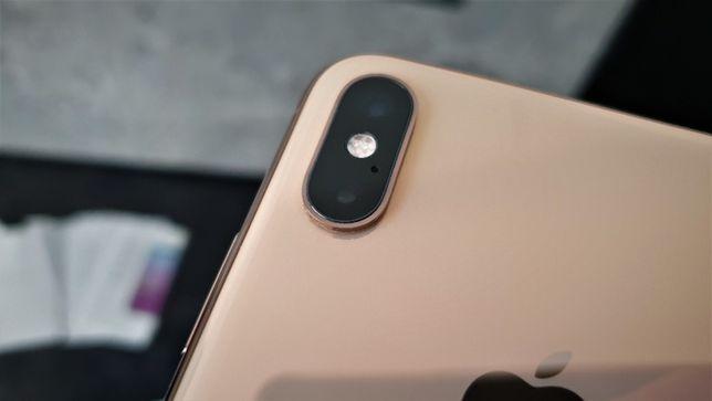 Apple iPhone XS MAX Gold Perfekcyjny Stan