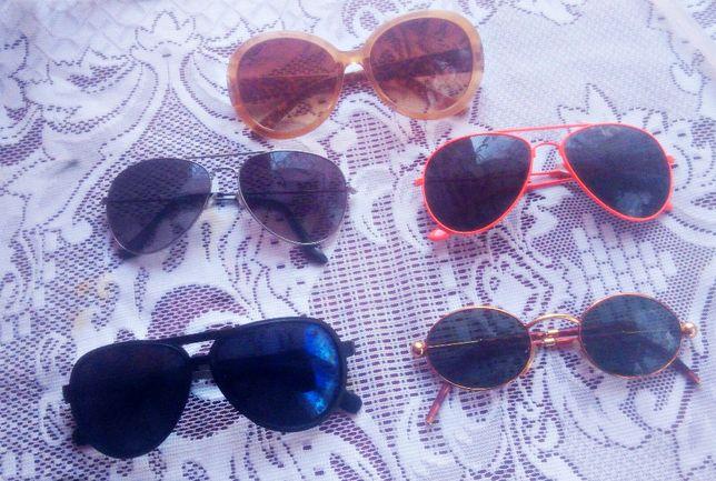 zesatw modnych okularow przeciwslonecznych