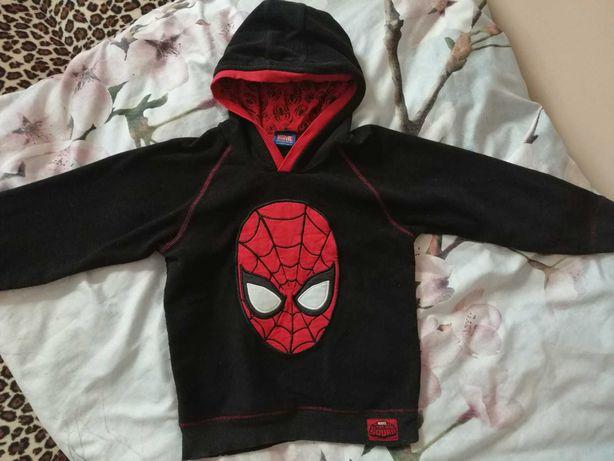 Bluza Spiderman, George. Rozm. 110-116.