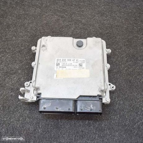 MERCEDES-BENZ: 0281031184 , A6429004701, A6429012100 Centralina do motor MERCEDES-BENZ GLE (W166) 350 d 4-matic (166.024)