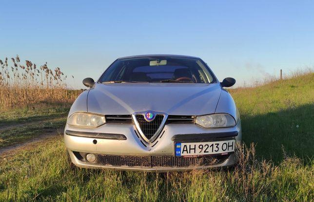 Продам Alfa Romeo 156 2.0