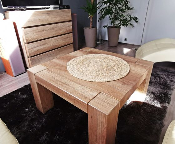 Komoda i stolik kawowy
