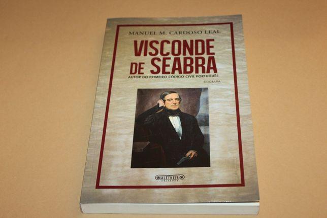 Visconde de Seabra// Manuel M. Cardoso Leal