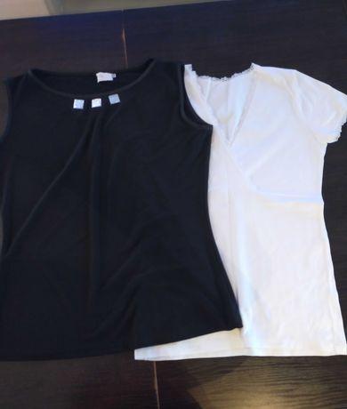 Dwie bluzki damskie L