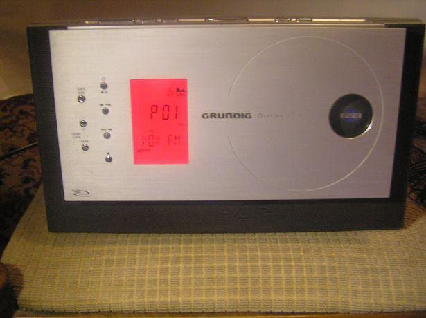 Wieża Grundig z MP3