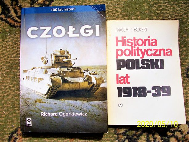 Czołgi - 100 lat historii plus gratis zestaw