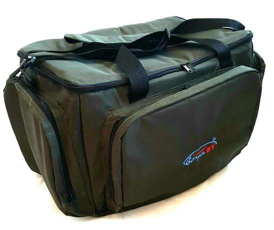 Карповая сумка для наживки корма термосумка холодильник