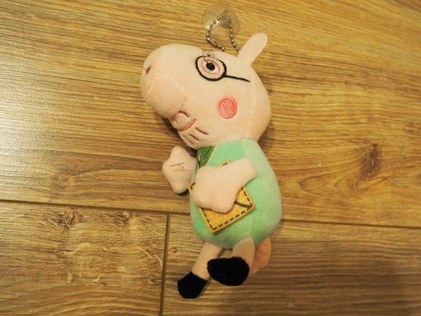 Pepa Świnka, tata świnka maskotka